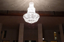 Shapiro Ballroom Chicago wedding venue chandelier