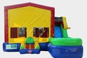 Modular Bounce House with Slide Rentals