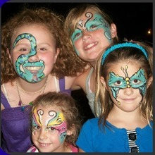 Medium face painting 2