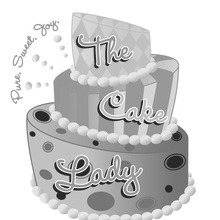 Medium the cakelady logo color
