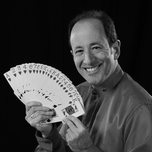 Medium larry   card fan