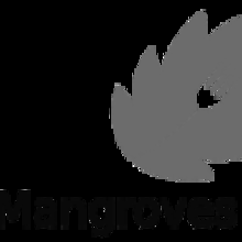 Medium mangroves logo