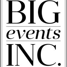 Medium big events inc logo