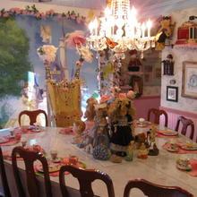 Olivia S Dollhouse Tea Room In Ventura California 661