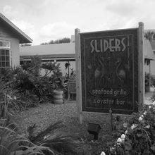 Medium sliders sign 008