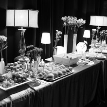 Lila buffet styling in eden prairie minnesota 612 810 - Sideboard lila ...