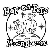 Hop On Pop S Moonbounce moreover  on table and chair rentals near me